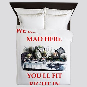 madness Queen Duvet