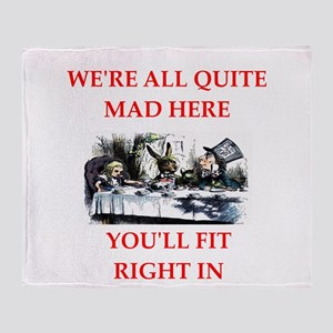 madness Throw Blanket