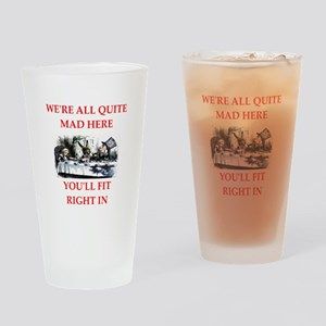 madness Drinking Glass