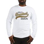 World's Greatest Grandpa Long Sleeve T-Shirt