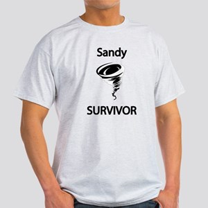 Hurricane Sandy Light T-Shirt