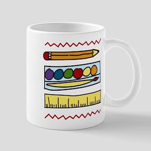 Art Supplies Mug
