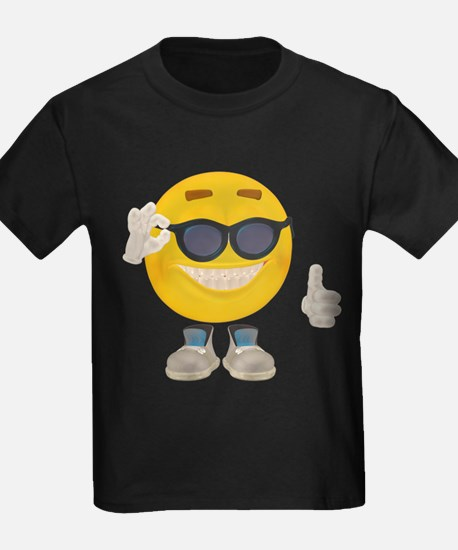 Holiday Smiley T