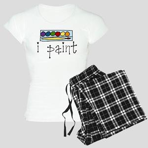 I Paint Women's Light Pajamas