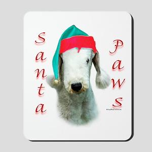 Bedlington Paws Mousepad