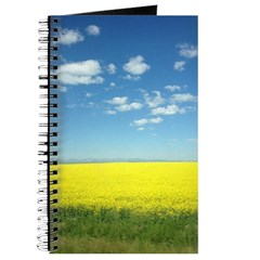 canola fields Journal