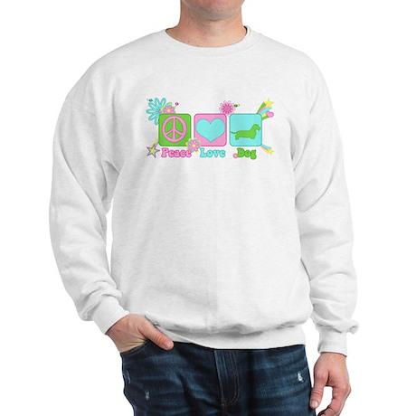 Dachshund [wire-haired] Sweatshirt