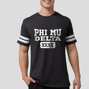 Phi Mu Delta Athletic Mens Football Shirt