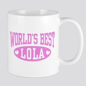 World's Best Lola Mug