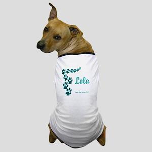 Lola Name Dog T-Shirt