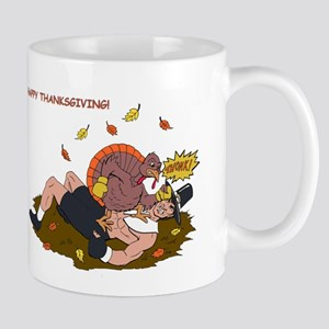 MMA Thanksgiving Turkey! Mug