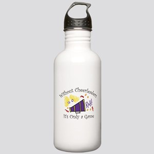 Without Cheerleaders Stainless Water Bottle 1.0L