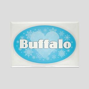 Buffalo Magnets
