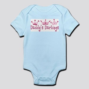 Daddys Darlings Infant Bodysuit