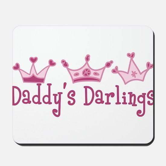 Daddys Darlings Mousepad
