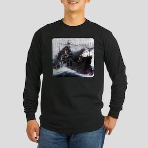 Danneskjold Repossessions Ship Long Sleeve Dark T-