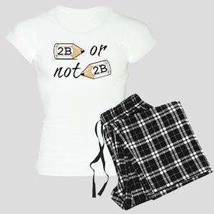 2B or not 2b Women's Light Pajamas