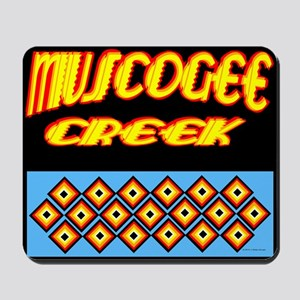 MUSCOGEE CREEK Mousepad
