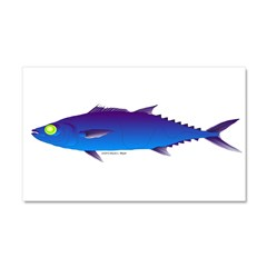 Escolar (Lilys Deep Sea Creatures) Car Magnet 20 x