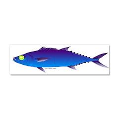 Escolar (Lilys Deep Sea Creatures) Car Magnet 10 x