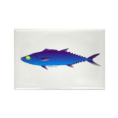 Escolar (Lilys Deep Sea Creatures) Rectangle Magne