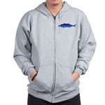 Escolar (Lilys Deep Sea Creatures) Zip Hoodie