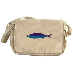 Escolar (Lilys Deep Sea Creatures) Messenger Bag