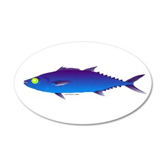 Escolar (Lilys Deep Sea Creatures) Wall Decal