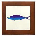 Escolar (Lilys Deep Sea Creatures) Framed Tile