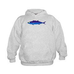 Escolar (Lilys Deep Sea Creatures) Hoodie