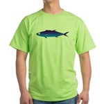 Escolar (Lilys Deep Sea Creatures) Green T-Shirt
