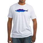 Escolar (Lilys Deep Sea Creatures) Fitted T-Shirt