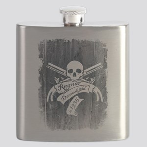 Ragnar Danneskjöld (Distressed) Flask