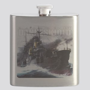 Danneskjold Repossessions Ship Flask