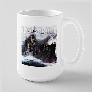 Danneskjold Repossessions Ship Large Mug