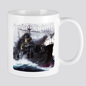 Danneskjold Repossessions Ship Mug