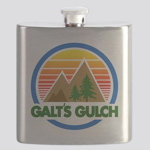 Galts Gulch Flask