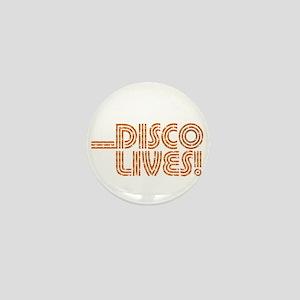 Disco Lives Mini Button