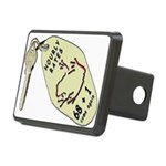 Blakk Frogg Hourly Rates Motel Key Fob In Color Re