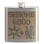 Seeking Good screws And Nails Flask