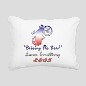 Lance Armstrong -- Raising The Bar 2005 Rectangula