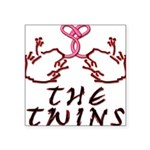 Blakk Frogg -- The Twins Tongue Tied Square Sticke