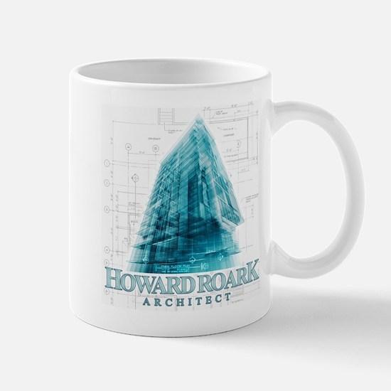 Howard Roark Architect Mug