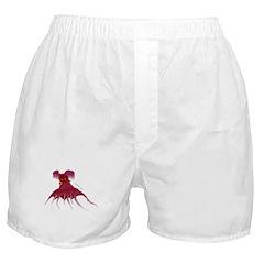 Vampire Squid (Octopus) Boxer Shorts