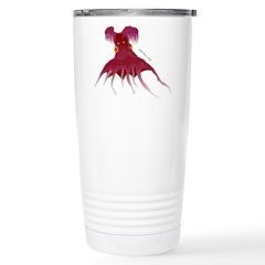 Vampire Squid (Octopus) Stainless Steel Travel Mug