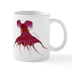 Vampire Squid (Octopus) Mug