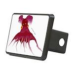 Vampire Squid (Octopus) Rectangular Hitch Cover