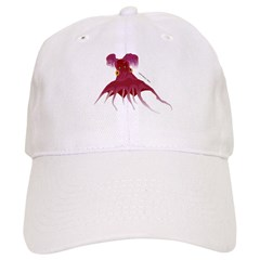 Vampire Squid (Octopus) Baseball Cap