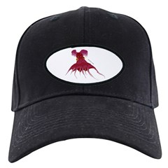 Vampire Squid (Octopus) Baseball Hat
