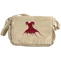 Vampire Squid (Octopus) Messenger Bag